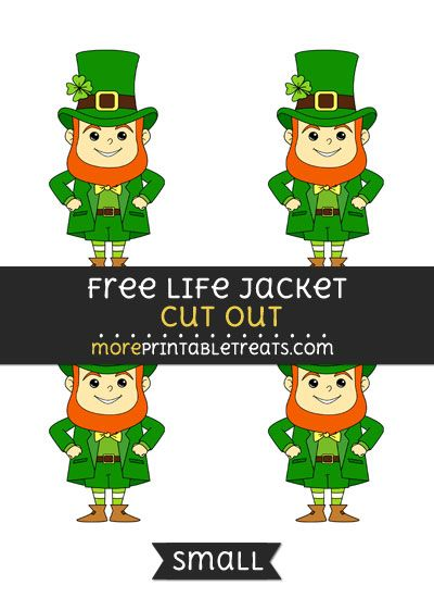 picture about Leprechaun Cut Out Printable identify Cost-free Leprechaun Lower Out - Tiny Dimensions Printable Free of charge
