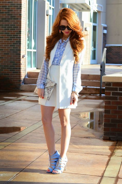 This #fabfound Marshalls vest is a staple for your spring closet