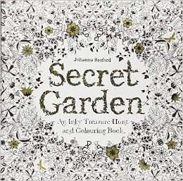 Secret Garden An Inky Treasure Hunt And Coloring Book Is A For Adults Who Loved The Detail In Drawing Fine If You Like