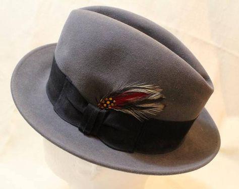7115d54efb9 Vintage Dynafelt Tan Fur Felt Western Men s Cowboy Hat