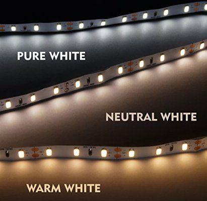 arrives c28ff 04a89 MARSWELL High-quality LED Strip Lights Neutral White 4000K ...