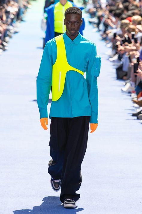 Louis Vuitton | Menswear - Spring 2019 | Look 39
