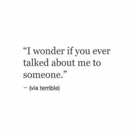 Distance Quotes : QUOTATION Image : Quotes Of the day Description I know you do. Its just sad that all you can do is talk about me now. When you use to be able to talk to me instead. Sharing is Caring Dont forget to share this quote !