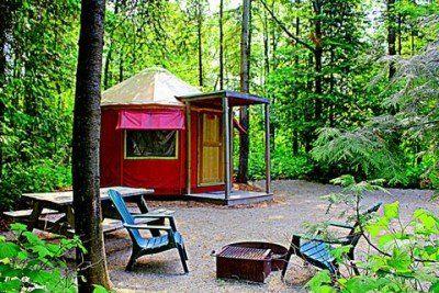 Rates Fees Wagon Trail Campground Best Door County Camping In 2020 Door County Campgrounds Wagon Trails Door County