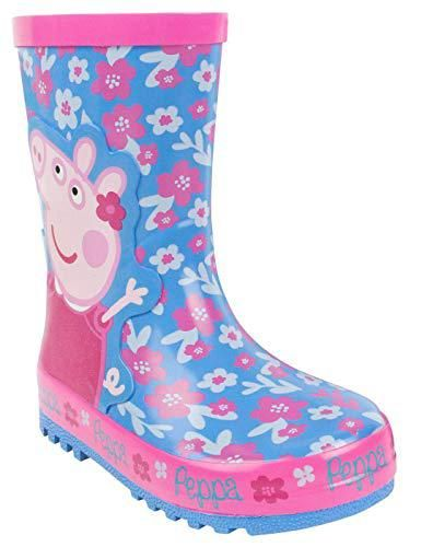 Cute Todder Girl Rain Boots For Spring