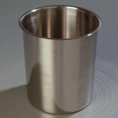 Stainless Steel Bain Marie 6 Qt. 6 Pieces//Unit
