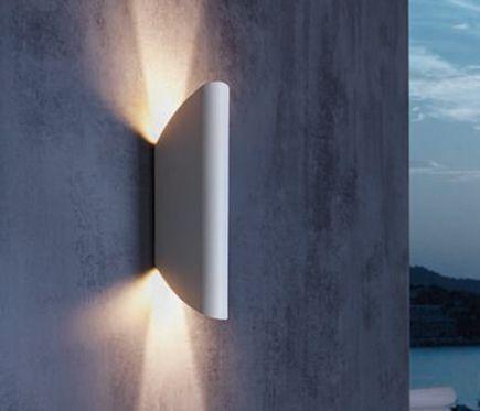 Eglo Aplique Led Cospeto Iluminacion Apliques De Exterior Led