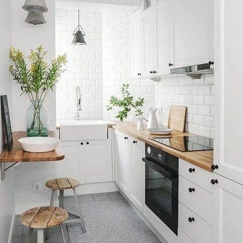 48 geniale küche renovieren ideen um eine kleine küche