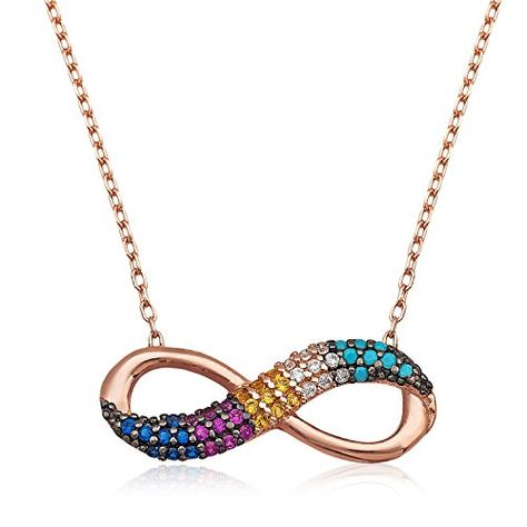 KOKANA Evil Eye Necklace for Girls and Woman