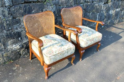 Vintage Chippendale Sessel 1 Verfugbar Etsy Chippendale Sessel Sessel Vintage
