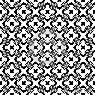 Seamless Geometric Repead Printing Bed Sheet Domestic Pattern