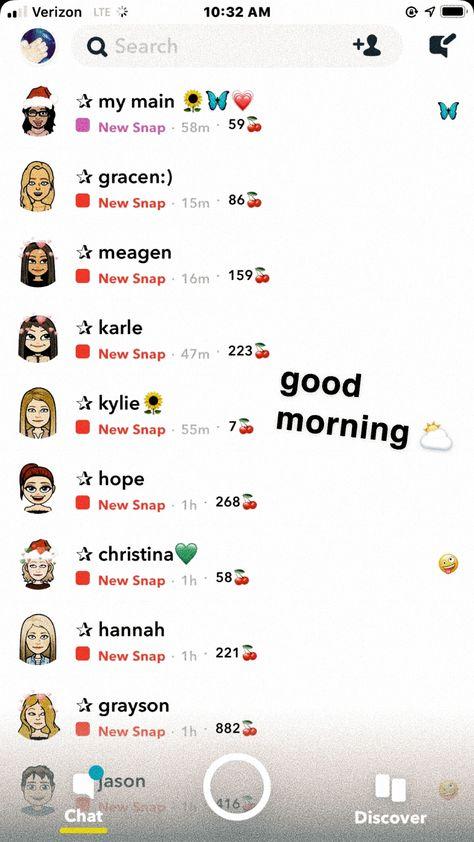 52 Snapchat-Ideen | snapchat, snapchat namen, snapchat