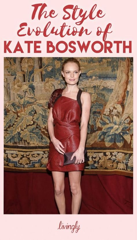 Kate Bosworth is more famous for her consistently stylish ensembles than she is her film roles. The blond beauty is a favorite among bloggers for her quirky mix of high and low fashion. Check out the actress' fab fashion highlights and see why she made our Best Dressed Celebrities list for the second year in a row!