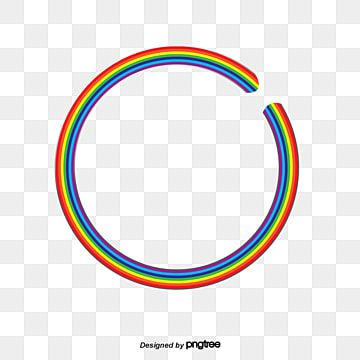Rainbow Circle Rainbow Clipart Rainbow Vector Circle Vector Png Transparent Clipart Image And Psd File For Free Download In 2021 Cute Pink Background Rainbow Images Cartoon Background