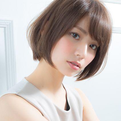 前髪あり Or なしで選ぶ ボブ ショートボブのヘアカタログ総ざらい 短髪ヘアスタイル ヘアスタイル ショートボブのヘア