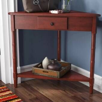 Wilfredo Corner End Table With Storage End Tables With Storage End Tables Diy End Tables
