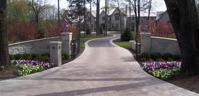 Driveway Design Ideas Landscaping Network Driveway Landscaping