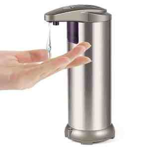 Top 5 Best Motion Sensor Soap Dispensers In 2020 Reviews Automatic Soap Dispenser Hand Soap Dispenser Soap Dispenser