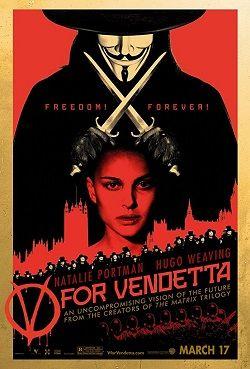 دانلود فیلم V For Vendetta 2005 با لینک مستقیم نسخه دوبله فارسی