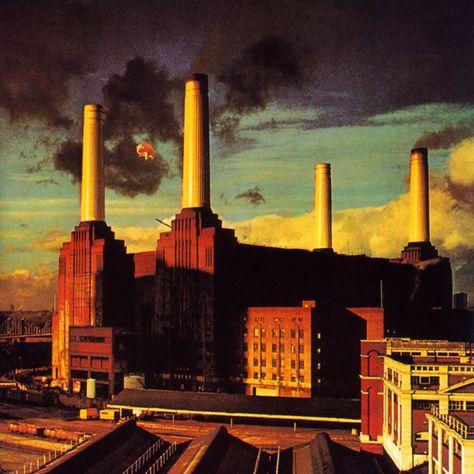 """""""Animals"""" est un album mythique des Pink Floyd inspiré par """"La ferme des animaux"""" de George Orwell.  ..."""