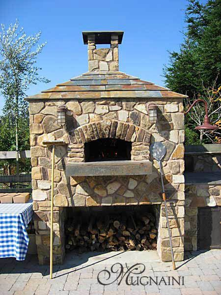 Italy S Original Modular Pizza Oven Wood Fired Oven Kits Available For Indoor And Outdoor Kitchens Disc Rustic Outdoor Kitchens Pizza Oven Outdoor Pizza Oven
