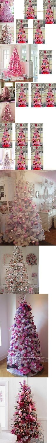 Pink Christmas Tree Decorating Ideas 2019
