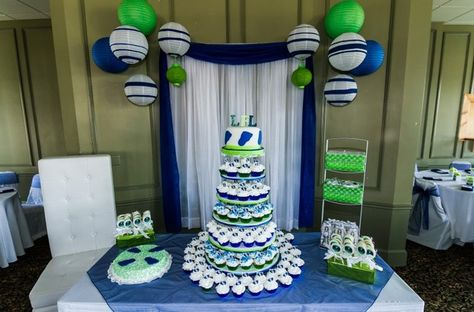 Decor ideas for baby shower