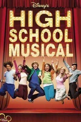 """I got """"_High School Musical_""""!"""
