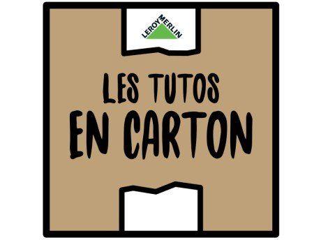 Diy Realiser Vos Meubles En Cartons Meuble En Carton Mobilier En Carton Carton Demenagement