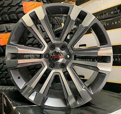 Advertisement Ebay 24 Gmc Yukon Denali Sierra Wheels Chevy Tahoe