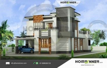 2500 sq ft 5 bedroom Malabar style house plan | Bedrooms, House ...