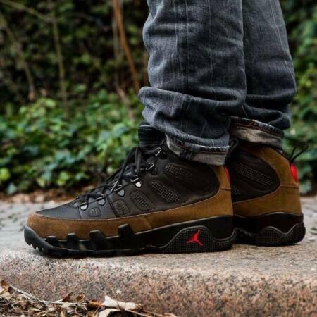 New NEW Nike Air Jordan 9 Retro Boot