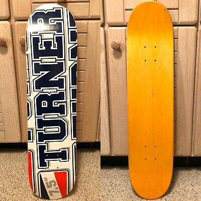 Find Many Great New Used Options And Get The Best Deals For Vintage 2001 Shortys Brandon Turner 7 5 Skateboar In 2020 Classic Skateboard Skateboard Skateboard Decks