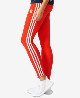 adidas leggings 3 stripes zalando