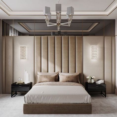30 Modern Bedroom Headboard Ideas Bed Back Design Classic