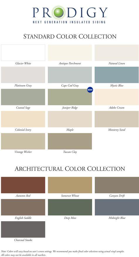 siding colors  Juniper Or sage