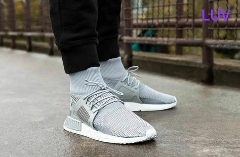 Nmd Xr1 Adidas by9923 triple grey