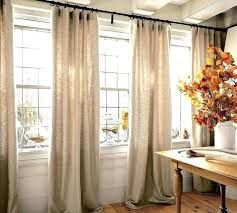 Image Result For Curtains Over Three Windows Modern Farmhouse