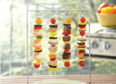 So into this design on Fab! Kabob Hanging Rack Set Of 2