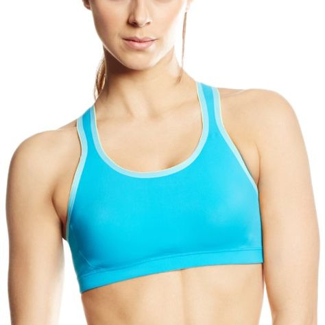 newest 7f93a 9a921 New Balance Womens The Smooth Operator Sports Bra Blue Infinity Small      See this great product. (This is an affiliate link)  SportsBras