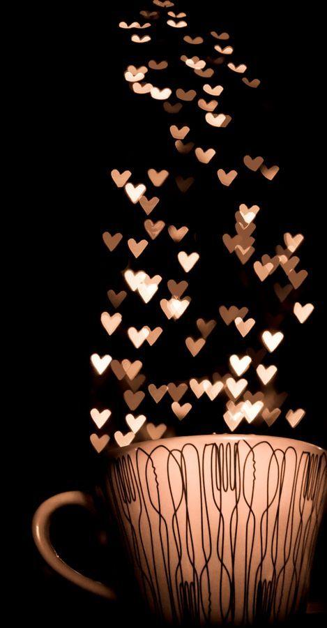>3 Coffee Love by Sean Odonnell, via