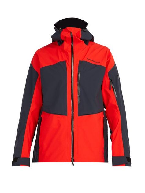 PEAK PERFORMANCE PEAK PERFORMANCE GRAVITY GORETEX® SKI