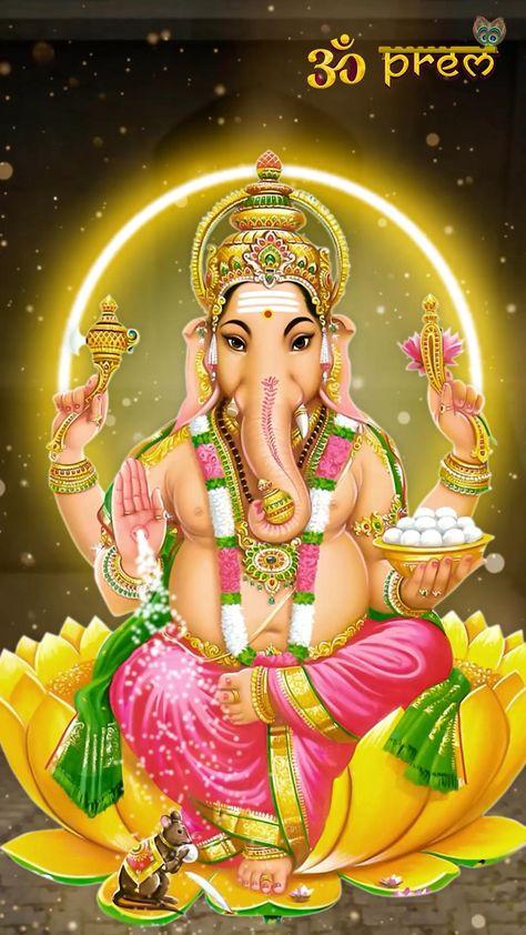 Ganesh Mantra   Om Prem