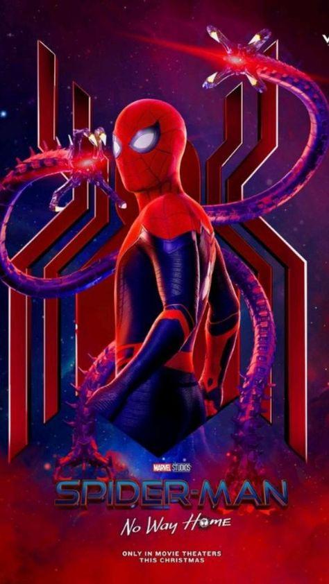Spider man no way home movie poster