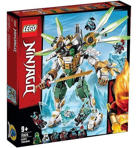Lego Ninjago Sommer 2019