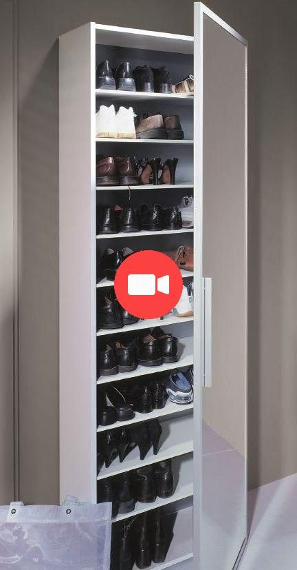 Chaussures Etroites Petiteschambres Ideesdechambres Shoe Rack Shoe Cabinet Diy Shoe Rack