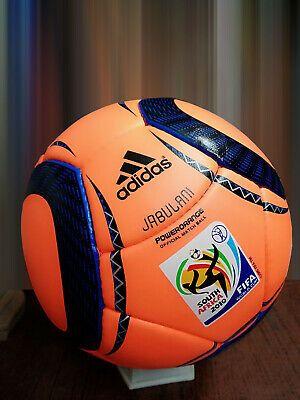 Adidas Orange Jabulani Match Ball Soccer Fifa World Cup 2010 South Africa Soccer Fifa Soccer Fifa