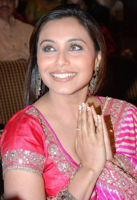 Rani Mukerji (/rɑːniː mʉkhərdʒiː/; born March 21, 1978) is an Indian film actress. Through her successful Bollywood acting career, she has become one of the most high-profile celebrities in India. Mukerji has received numerous awards and nominations, including seven Filmfare Awards, and her film roles have been cited as a significant departure from the traditional portrayal of women in mainstream Hindi cinema.  http://en.wikipedia.org/wiki/Rani_Mukerji