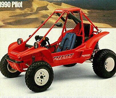1990 Honda Pilot Vintage Brochures Pinterest Honda Pilot