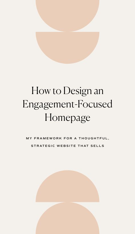 How to Design a Website that Increases Engagement + Sales